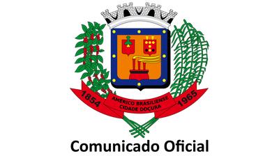 COMUNICADO OFICIAL - SESSÃO PÚBLICA DE ABERTURA DE ENVELOPES - CARTA CONVITE N.° 001/2021 LICITAÇÃO N.° 001/2021